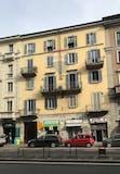 One-bedroom Apartment of 45m² in Viale Monza 8