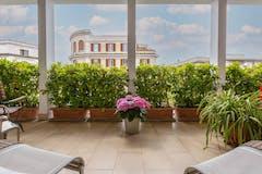 Four-bedroom Apartment of 340m² in Viale Bruno Buozzi 56