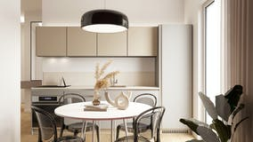 Two-bedroom Apartment of 85m² in Via Gustavo Console