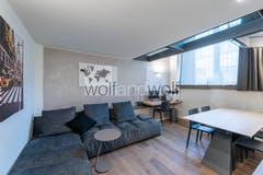 One-bedroom Loft of 78m² in Via Gentilino 7