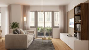 Two-bedroom Apartment of 85m² in Via Maria Montessori 25