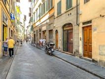 Bilocale di 42m² in Borgo Pinti 45
