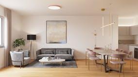 Three-bedroom Apartment of 120m² in Via Bevagna 3