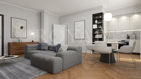 Two-bedroom Apartment of 96m² in Via Privata Giuseppe Abamonti 4