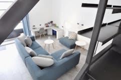 One-bedroom Apartment of 80m² in Via dei Fontanili 4