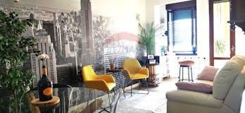 Two-bedroom Apartment of 115m² in Via Ciamarella 8