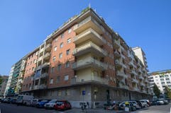 Four-bedroom Apartment of 170m² in  Corso Rosselli 99/8