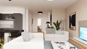 Quadrilocale di 128m² in Via Berna 15