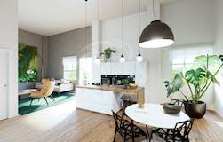 Two-bedroom Apartment of 106m² in Via del Triumvirato