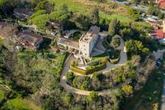Villa di 620m² in Via Flaminia Nuova 290