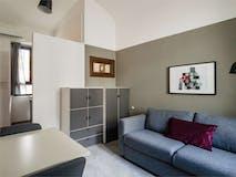 Studio of 21m² in Via San Donato