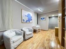 One-bedroom Apartment of 38m² in Via Nizza