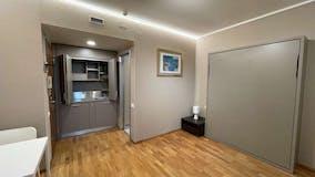Studio of 33m² in Via Nizza 26