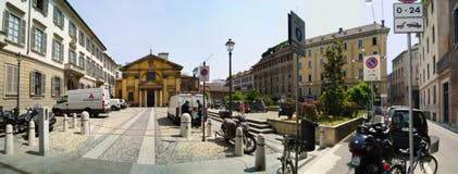 One-bedroom Apartment of 80m² in Piazza Borromeo