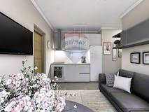 One-bedroom Apartment of 42m² in Via Alfredo Testoni