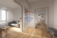 Three-bedroom Apartment of 127m² in Via Machiavelli