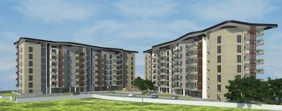 Two-bedroom Apartment of 80m² in Via Tiburtina 1004