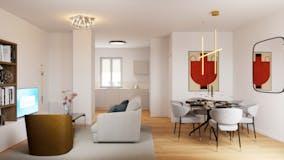 Vivienda 135m² – 3 habitaciones en P.º de Moret 5