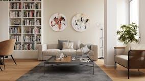 Two-bedroom Apartment of 95m² in Via Matteo Bandello 4