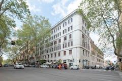 Two-bedroom Apartment of 95m² in Viale Regina Margherita 37