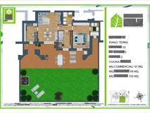 Two-bedroom Apartment of 97m² in Via Monte Del Marmo
