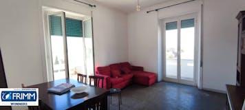 Two-bedroom Apartment of 117m² in Via Degli Orti Variani