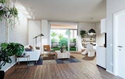 One-bedroom Apartment of 62m² in Via Del Triumvirato