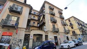 Mansarda di 28m² in Via Cesare Balbo 8