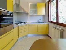 Three-bedroom Apartment of 150m² in Via Della Magliana