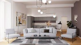 Two-bedroom Apartment of 110m² in Via Saragozza 35