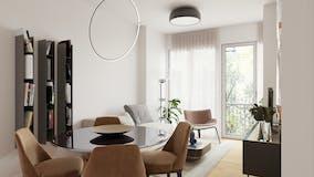 Vivienda 60m² – 2 habitaciones en C. de Torrelaguna 26