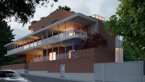 Three-bedroom Apartment of 117m² in Corso Moncalieri 466