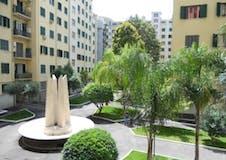 Two-bedroom Apartment of 80m² in Via Prenestina 94