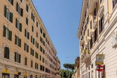Three-bedroom Apartment of 122m² in Via Salaria