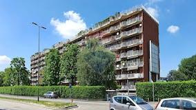 Bilocale di 84m² in Via Cristina Belgioioso 2