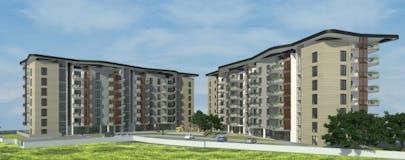 One-bedroom Apartment of 59m² in Via Tiburtina 1004