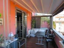 Studio of 56m² in Via Di San Crisogono
