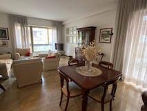 Three-bedroom Apartment of 130m² in Via Michele Amari
