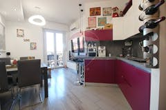 Two-bedroom Apartment of 70m² in Viale Lucania 15