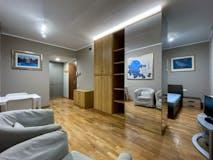 Studio of 38m² in Via Nizza 26