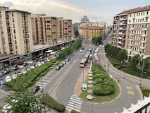 Trilocale di 70m² in Piazza Ernesto de Angeli 2