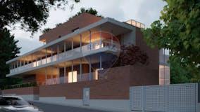 Three-bedroom Apartment of 124m² in Corso Moncalieri 466
