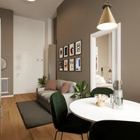 One-bedroom Apartment of 48m² in Via Chelini 20