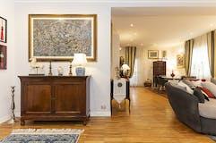 Three-bedroom Apartment of 166m² in Via Giosuè Borsi 82