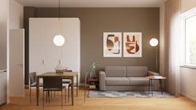 One-bedroom Apartment of 38m² in Via Giovanni Pascoli 37