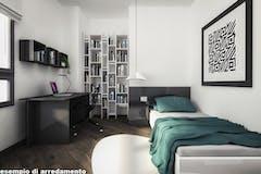 Two-bedroom Apartment of 63m² in Via San Gervasio 1