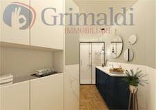 One-bedroom Apartment of 52m² in Via Federico Cesi
