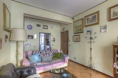 Three-bedroom Apartment of 110m² in Via dell'Argingrosso 107
