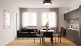 One-bedroom Apartment of 48m² in Viale Bianca Maria 35