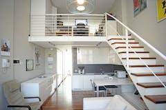One-bedroom Apartment of 65m² in Via Luigi Ornato 82